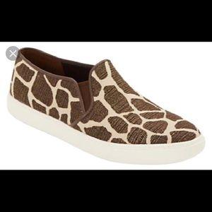 Cole Haan Jennica Slip On Giraffe Loafer